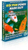 Koi Fish Ponds Made Easy review